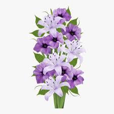 beautiful flowers hd png transpa