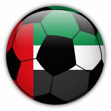 United Arabian Emirates Flag Soccer Ball Car Bumper Sticker Decal Sizes Ebay