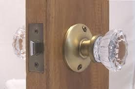 antique glass door knobs deals