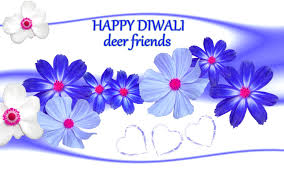 happy diwali to my lovely friends messages hd