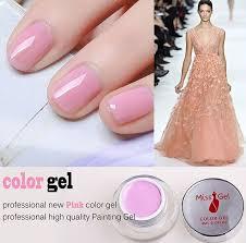 long lasting nail salon uv gel