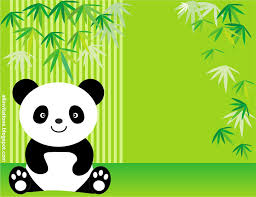 Invitacion Baby Shower Osito Panda Oso Panda Baby Showers De