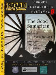 The Good Samaritan by Wendy MacLeod | The Road Theatre Company