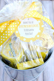 colorful gift basket ideas a