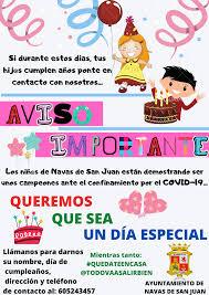 Navas De San Juan Informa Servicio De Comunicacion Via Web