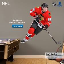 Hockey Wall Decals Graphics Shop Fathead Nhl Wall Decals Hockey Decals Fathead
