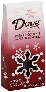 dove silky smooth dark chocolate