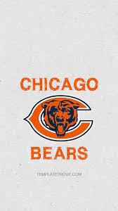 2019 2020 chicago bears lock screen
