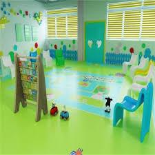 Pvc Vinyl Sports Flooring Kids Room China Manufacturer