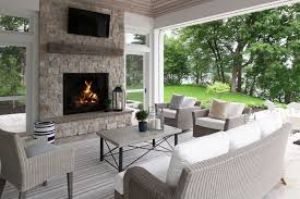 stone fireplace ideas how to decorate