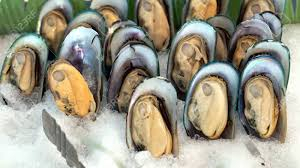 New Zealand Mussels, Seafood Buffet ...