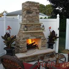 pin on outdoor fireplace