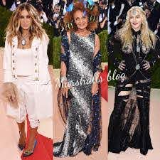 Sarah Jessica Parker defends her Met Gala look to Nigerian Blogger Ivy  Marshall who Said She Didn't Stick to the Theme | BellaNaija