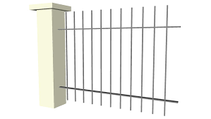 Iron Fence 3d Warehouse