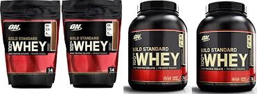 gold standard 100 whey protein review