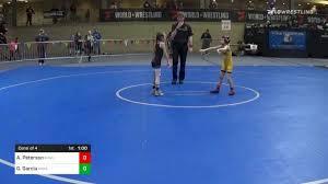 50 lbs Consolation - Abigail Peterson, Waverly Area WC vs Griselda Garcia,  Maverick Elite Wrestling