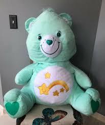 Care Bears 32 Jumbo Wall Stickers For Sale Online Ebay