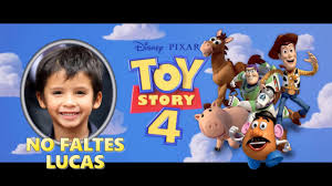 Toy Story 4 Video Invitacion Para Cumpleanos Youtube