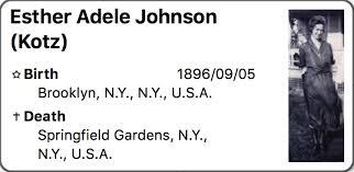 4. Esther Adele Johnson (Kotz) | tony-and-liliana-delvecchio.com