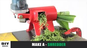 angle grinder hack chipper shredder