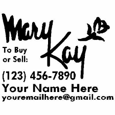 Mary Kay Cosmetics Vehicle Window Vinyl Decal Sticker 9 99 Picclick