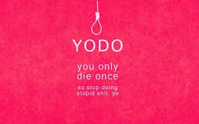 white pink noose yolo wallpaper