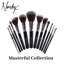 14 diffe types of makeup brushes