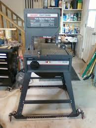 Review Craftsman 12 Bandsaw By Mustang958 Lumberjocks Com Woodworking Community