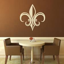 Details About Fleur De Lis Floral Tile Wall Decal Sticker Ws 15602 Wall Decals Wall Stickers Home Bird Wall Decals
