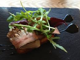 chicory smoked duck t liver pate