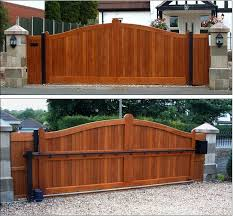 Gardens And Landscaping House Gate Design Wooden Gates Driveway Door Gate Design