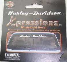 Harley Davidson Script Decal Diesel Power Plus Store
