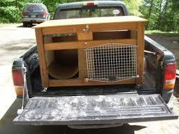 shotgunworld homemade truck dog box