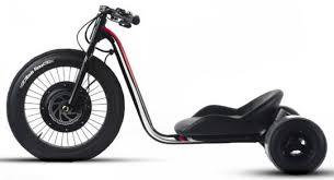 three wheel powerful electric bike