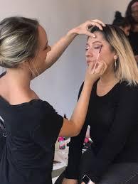 freelance makeup artist but even