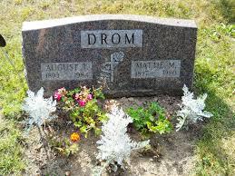 Mattie Myrtle Hansen Drom (1897-1990) - Find A Grave Memorial