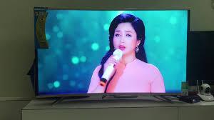 Nguyễn Quang] Mở Hộp Smart Tivi Asanzo 50 inch màn hinh cong ,model  AS50CS6000 giá tốt nhất - YouTube