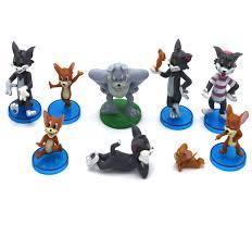 Bộ Mô Hình Mèo Và Chuột Tom And Jerry – Cuahangmohinh.com