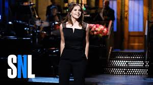 Felicity Jones Monologue - SNL - YouTube