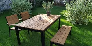 ikea outdoor dining table set gets real
