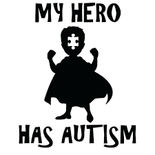 Autism Bumper Stickers My Hero Has Decal Sticker For Car Truck Laptop Decals Art Painting Vinyl Free Us Off Toqueglamour