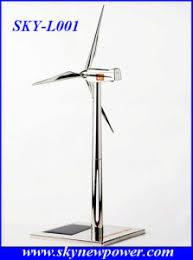 wind turbine solar gifts sky l001