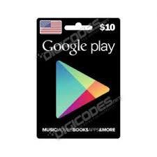 jual voucher google play gift card