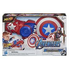 Capitan America Avengers Power Moves Sears