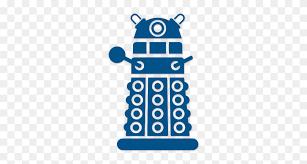 Doctor Who Dalek Car Sticker Front Version Ebay Dalek Png Stunning Free Transparent Png Clipart Images Free Download