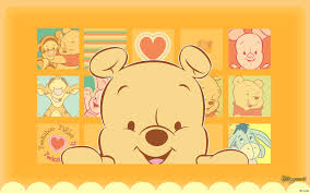 49 baby winnie the pooh wallpaper on