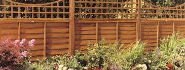 Decorative Fence Panels Garden Fencing Knight Fencing