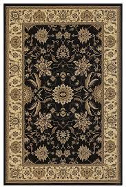 chandra diamond dia10304 rug black