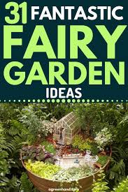 fairy garden ideas we are want to say