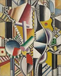 Fernand Léger. Propellers. 1918 | MoMA